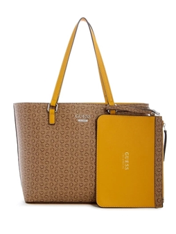 Picture of GUESS Tote & Wristlet