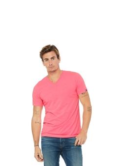 Picture of Pink Tommy Hilfiger V Neck