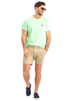 Picture of Green Nautica Crew Neck T Shirt